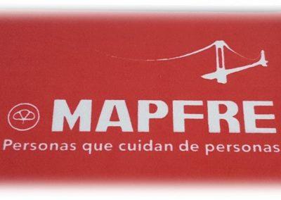 Felpudo personalizable Mapfre Amede