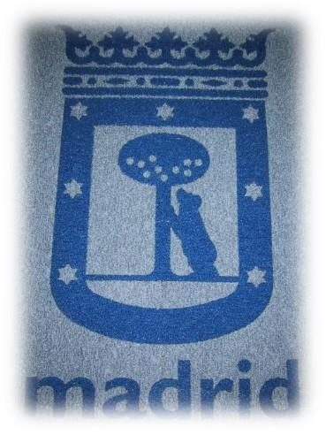 Felpudo personalizable escudo de Madrid Amede