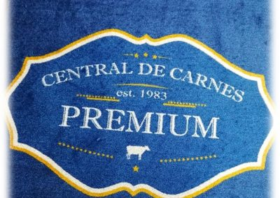Felpudo personalizable Central de Carnes Amede