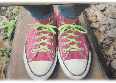 Felpudo personalizable zapatillas Amede